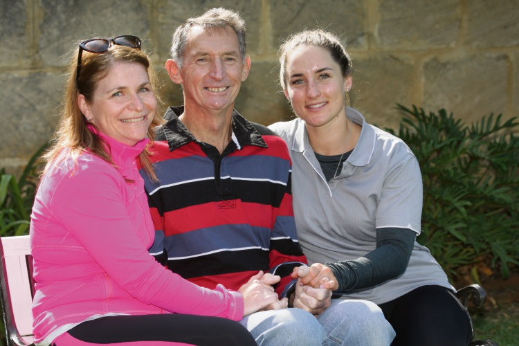 Kardinya local Greg Kay says he would have died if not for the quick actions of Ruena Girelli (Hamilton Hill) Alicia Antonovsky (Fremantle).