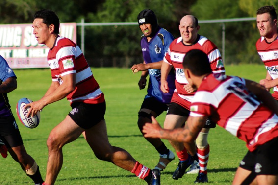 Rugby union: ARKS breaks through for first Premier Grade win of the season over Coastal Cavaliers