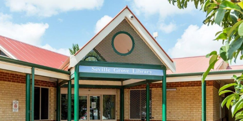 Seville Grove Library will close for upgrades on June 23.