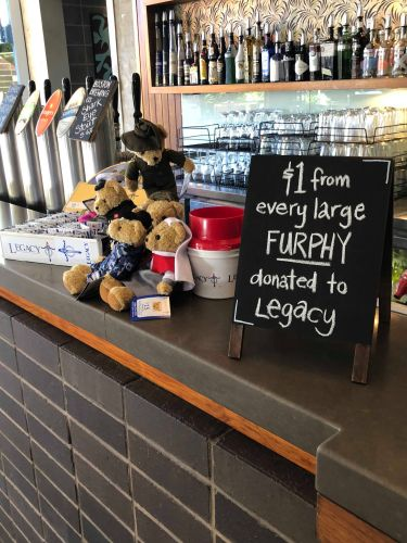 The Brisbane Hotel is supporting Legacy WA