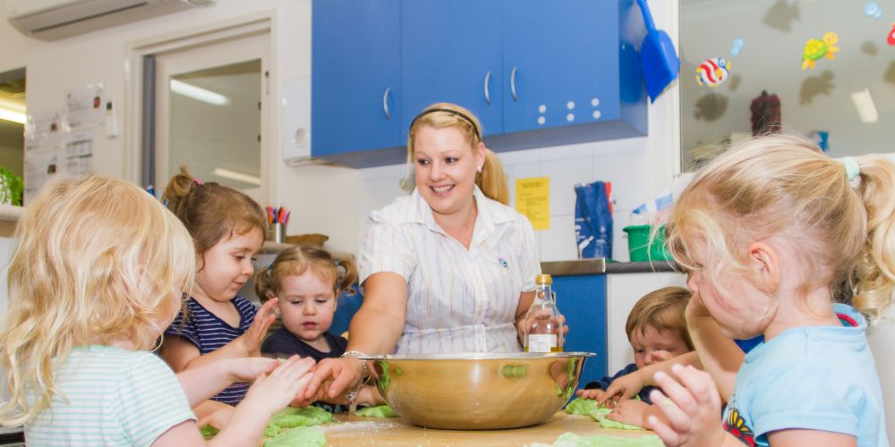 Kalamunda: two years of kindergarten better than one so give them a Goodstart