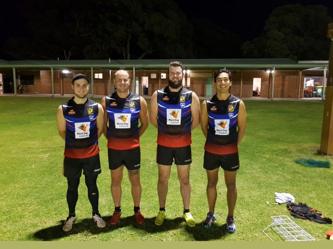 Brentwood Booragoon Football Club (BBFC) players will special guernseys during their clash with the Belmont Bombers this week to raise money for the Black Dog Institute.