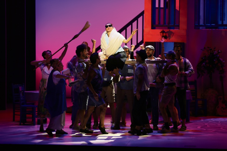 Mamma Mia! The Musical bursts on to Crown Theatre Perth stage