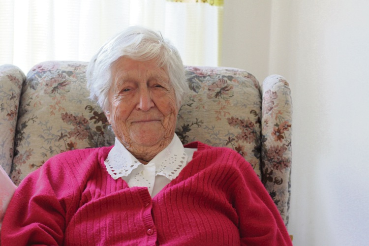 Long term Baldivis resident, Beth Watt will turn 100 next Friday.