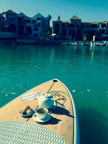 Stand Up Paddle Perth are hosting a Biggest Morning Tea at Mindarie Marina on May 26.