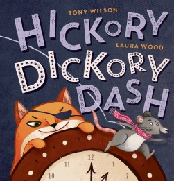 Hickory Dickory Dash is this year's book for National Simultaneous Storytime.