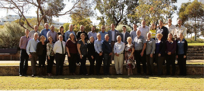 Representatives of 23 organisations were at the symposium on drainage and water quality.
