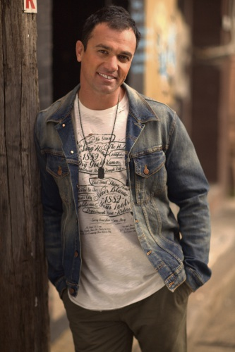 Shannon Noll hits Perth in June to celebrate his new album Unbroken.