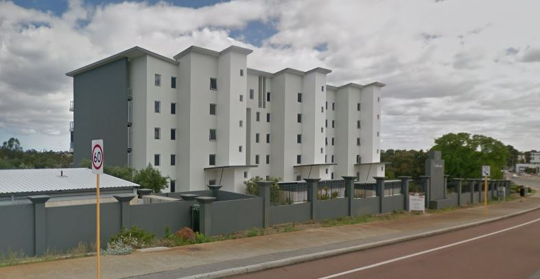 Balneun Apartments on Great Eastern Highway.