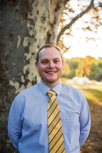 Greens Darling Range candidate Anthony Pyle.