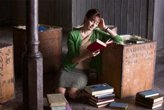 Emily Mortimer in The Bookshop.