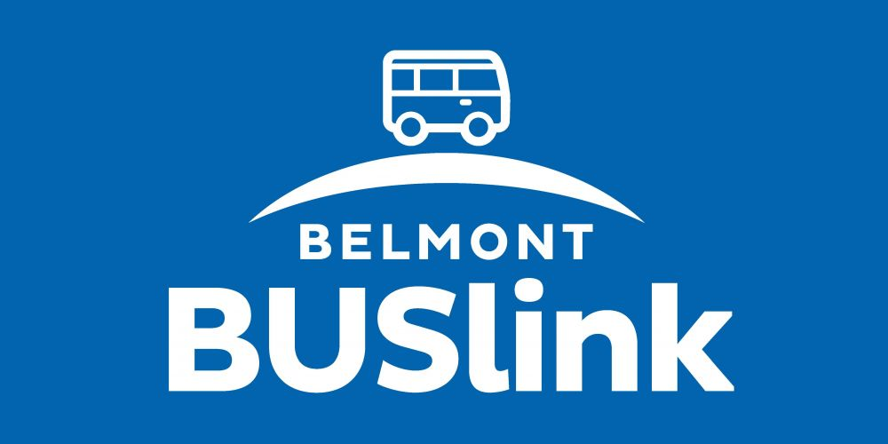 Get on board the free BUSlink to Belmont Forum
