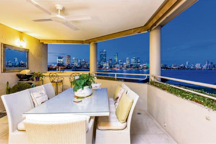 11/1 Queen Street, South Perth – Offers in the $1.3 millions