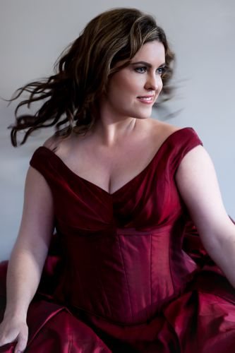 Soprano Alexandra Bak will perform at Music Amica's June concert.