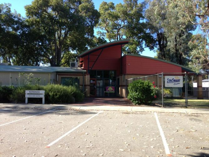 Noranda Child Care Centre.