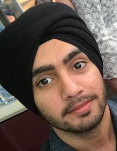 Gurkuran Singh.