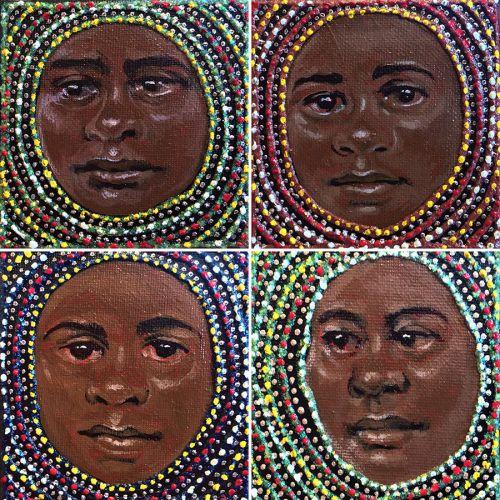 Exhibition: Wiru by Julie Dowling