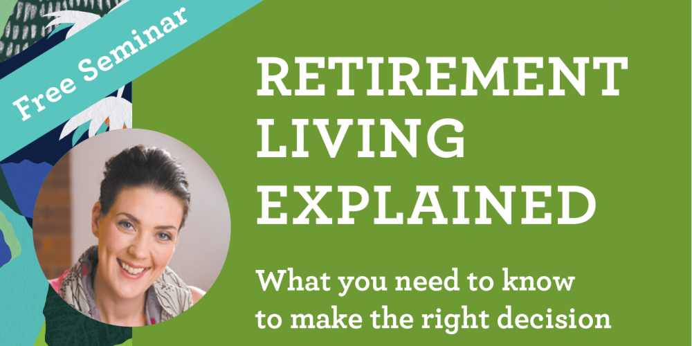 Retirement Living Seminar