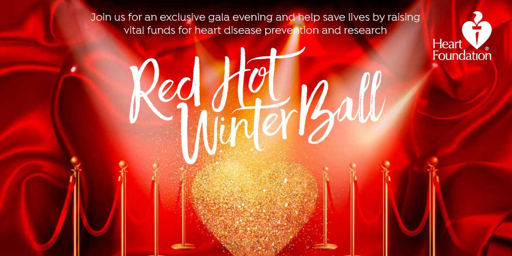 Red Hot Winter Ball
