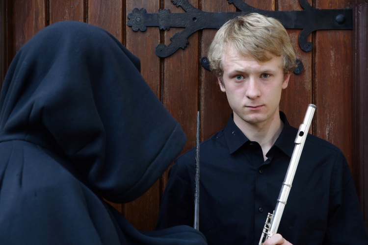 Soloist Peter Havlat (Wembly). Picture: Martin Kennealey d483448