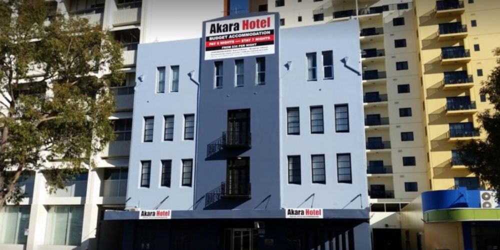 Akara Hotel.