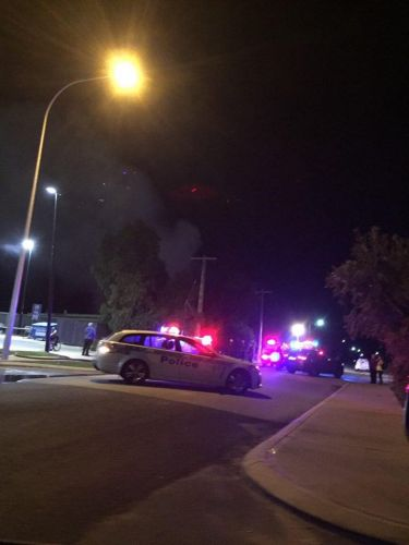 DFES and Arson Squad investigating Falcon house fire