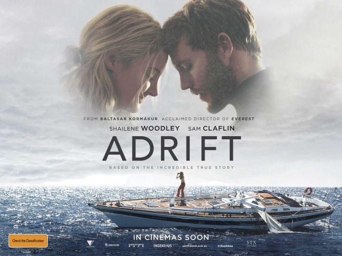 Win tickets to ADRIFT