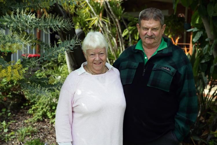 Creagh Macdonald Bramley and Lois Bramley (Nollamara). Picture: Martin Kennealey www.communitypix.com.au d483591
