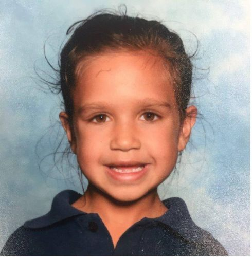 Missing 10-year-old Rochelle Dinah was last seen at an address in Maddington.