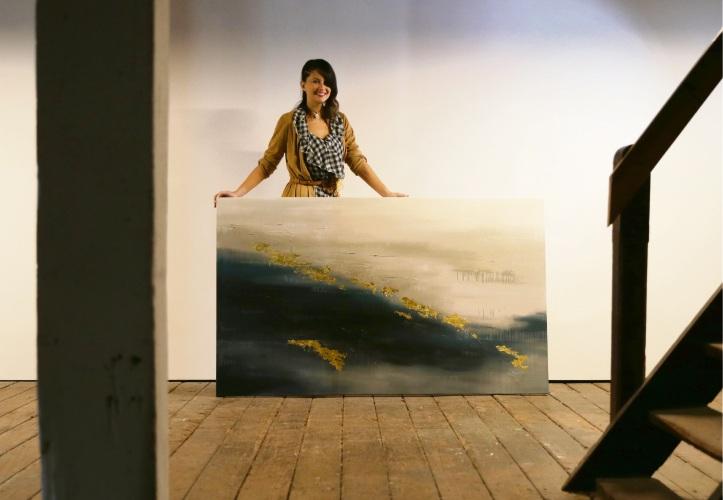 North Fremantle artist to exhibit at Hong Kong Art Week