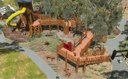 Bassendean's Sandy Beach Regional Playground saga drags on