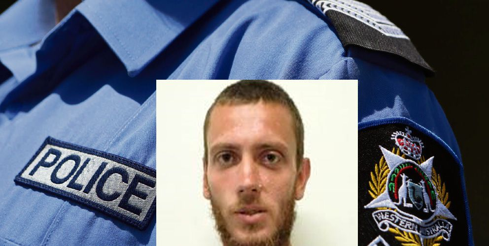 Police are trying to find Aaron Butler.