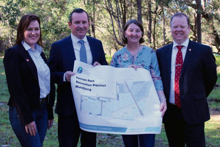 Shire of Serpentine Jarrahdale acquires land for proposed Mundijong Sporting Complex