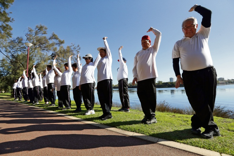 Burswood: Infinite Qigong Association president claimed exercise as cancer cure