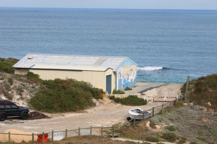 The former Yanchep surf club was one of the sites considered and deemed unsuitable for a skate park.