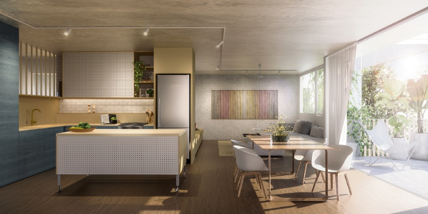 Nightingale Housing In Fremantle Proves Popular With Perth