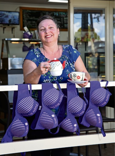 Ellenbrook cafe to raise money for Purple Bra Day