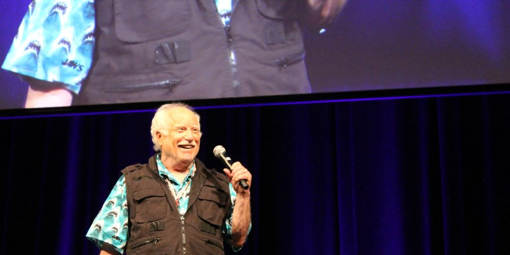Richard Dreyfuss at Supanova in Perth.