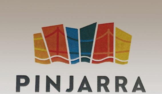 Pinjarra's new branding.