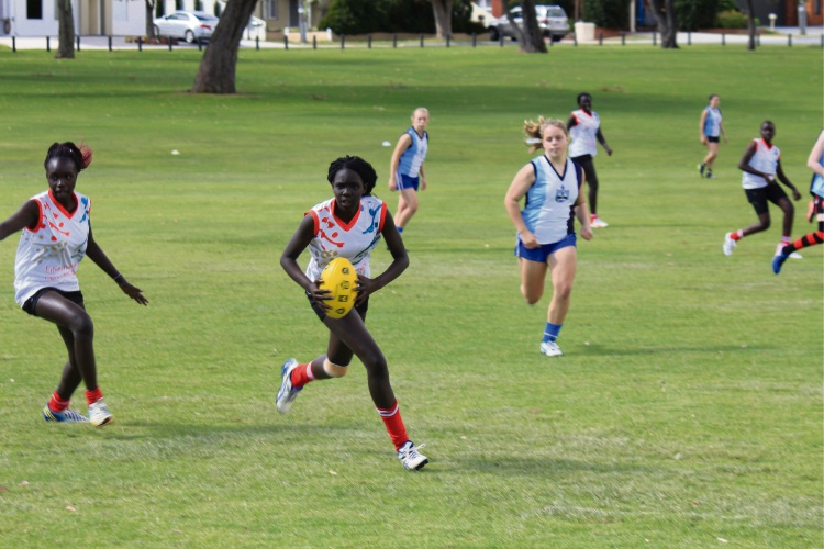 WAFL: Edmund Rice Centre Female AFL Academy to take centre stage at West Perth's International Round