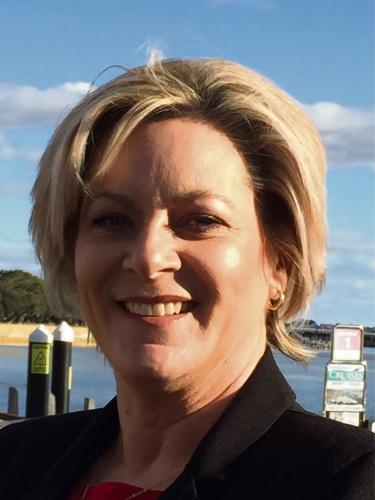 Murray-Wellington MLA Robyn Clarke.