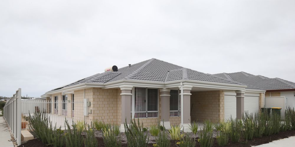The Wanneroo Council approved an application to use this house for short-term accommodation. Picture: Matt Jelonek d480997
