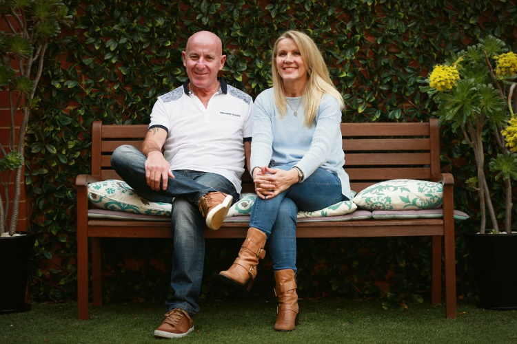 Morley couple Deb and Jim Halvey are passionate foster carers who want to inspire others to embark on their own fostering journey as we have many kids in need, particularly in the eastern suburbs. Picture: Andrew Ritchie. www.communitypix.com.au   d484064