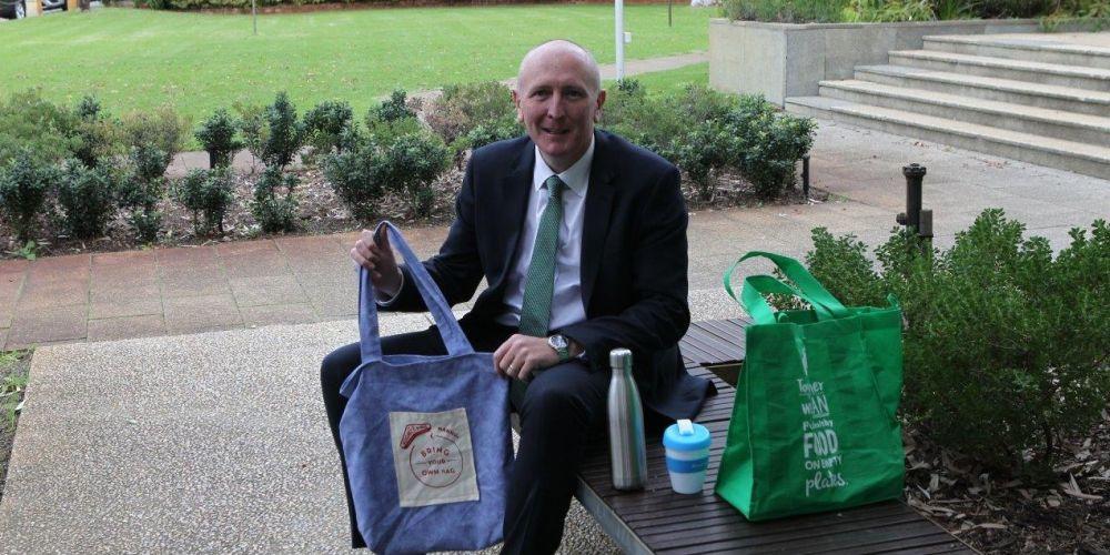 WA Environment Minister Stephen Dawson