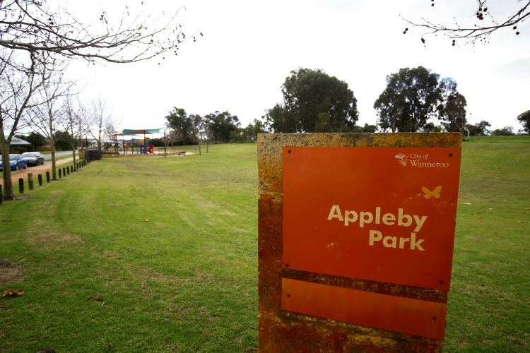 Appleby Park in Darch. Picture: Matt Jelonek.