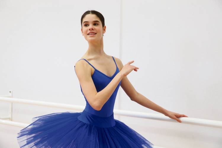 Indiana Scott been accepted into the Royal Ballet School in London. Pictures: Martin Kennealey. d484325