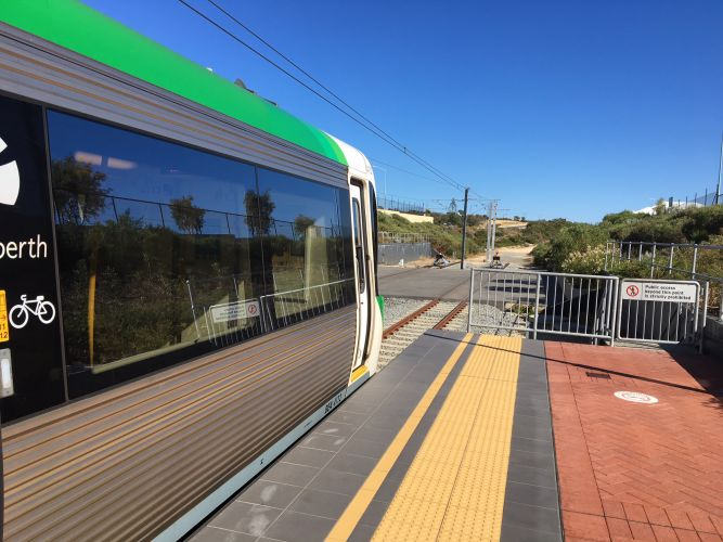 Joondalup Line trains cancelled between Whitfords and Butler stations next week