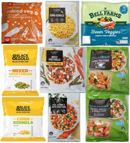 Woolies recalls frozen rice over Listeria fears