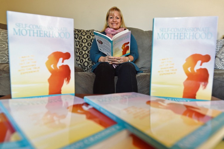 Cindy Cranswick wants the mothers to understand the challenges they face are normal. Picture: Jon Hewson.