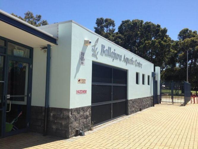 Ballajura Aquatic Centre.